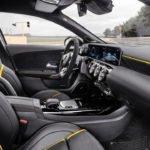 Yeni Kasa Mercedes-AMG A45 S 4Matic İçi