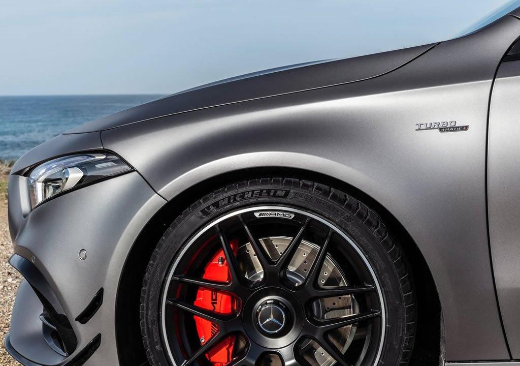 2020 Yeni Mercedes-AMG A45 S