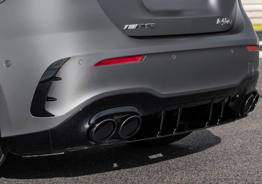 2020 Yeni Mercedes-AMG A45