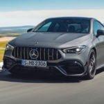 2020 Yeni Kasa Mercedes-AMG CLA45 S 4Matic Özellikleri
