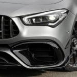 Yeni Kasa Mercedes-AMG CLA45 S