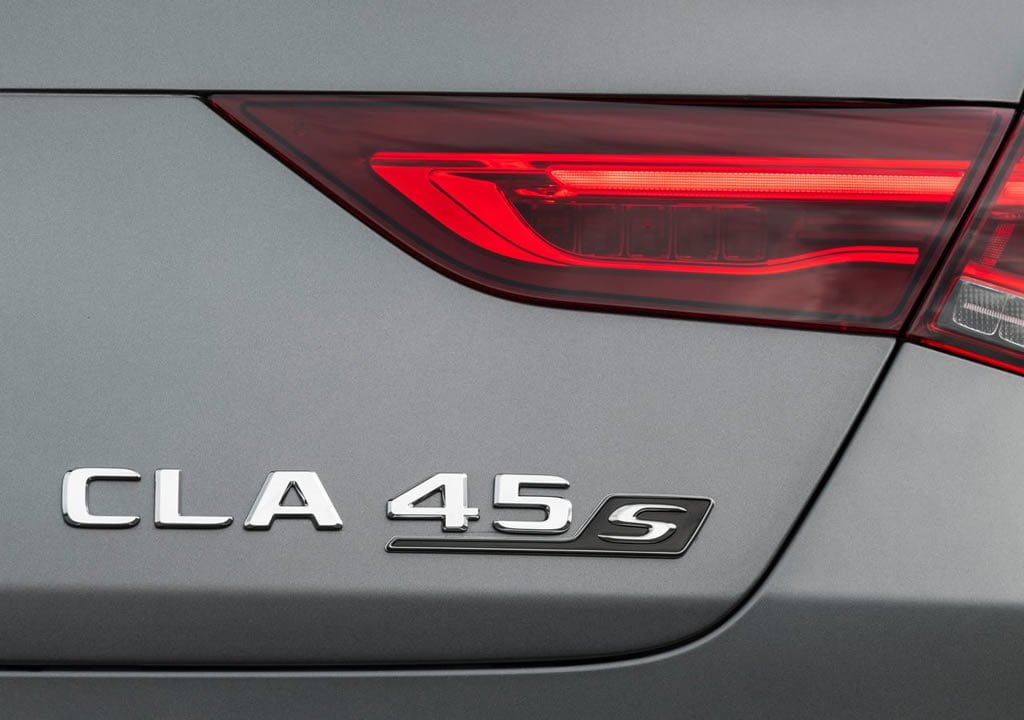 Mercedes-AMG CLA45 S