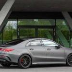 2020 Yeni Kasa Mercedes-AMG CLA45 S 4Matic