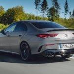 2020 Yeni Kasa Mercedes-AMG CLA45 S 4Matic 0-100 km/s