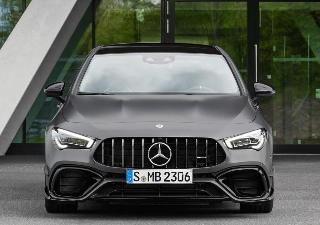 2020 Yeni Kasa Mercedes-AMG CLA45 S 4Matic Kaç Beygir?