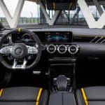 2020 Yeni Kasa Mercedes-AMG CLA45 S Kokpiti
