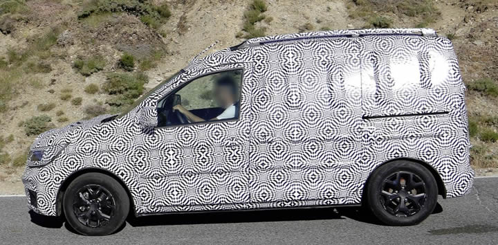2020 Yeni Kasa Renault Kangoo Ne Zaman Çıkacak?