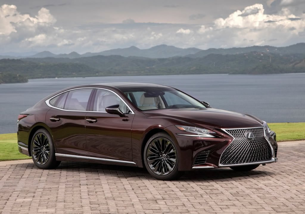 2020 Yeni Lexus LS 500 Inspiration Serisi