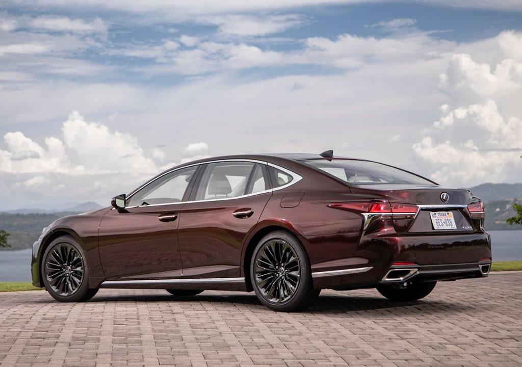 2020 Yeni Lexus LS 500 Inspiration Özellikleri