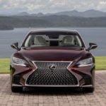 2020 Yeni Lexus LS 500 Inspiration Teknik Özellikleri