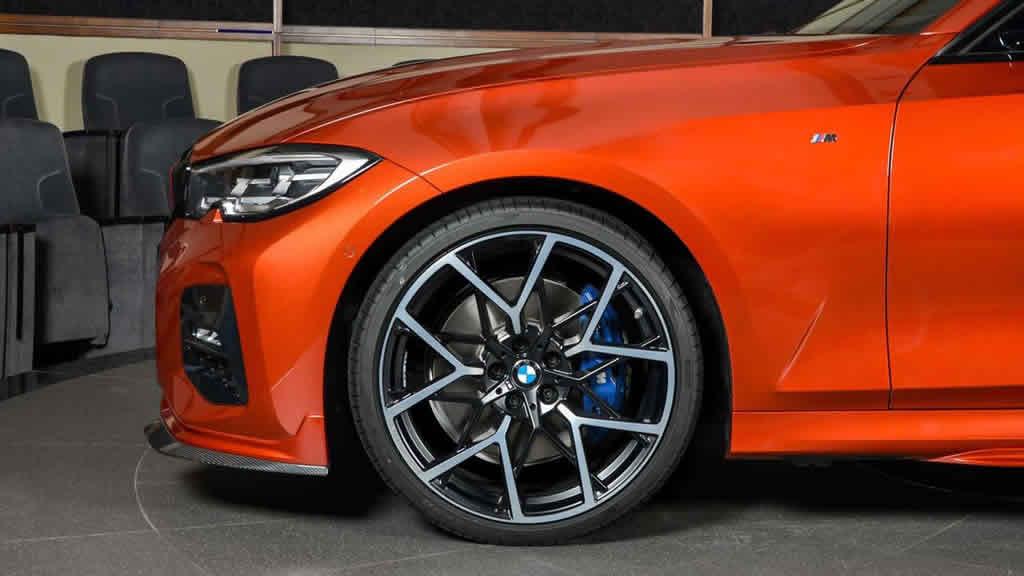 BMW 330i G20 Teknik Özellikleri
