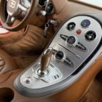 Bugatti Veyron Kokpiti