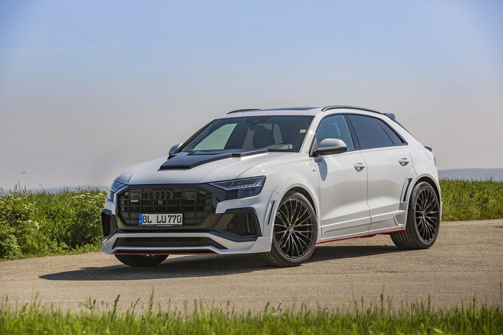 2019 Audi Q8 Modifiye