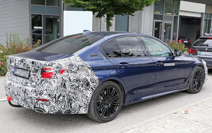 Makyajlı 2020 BMW 5 Serisi Sedan Ne Zaman Çıkacak?