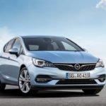 Makyajlı 2020 Opel Astra