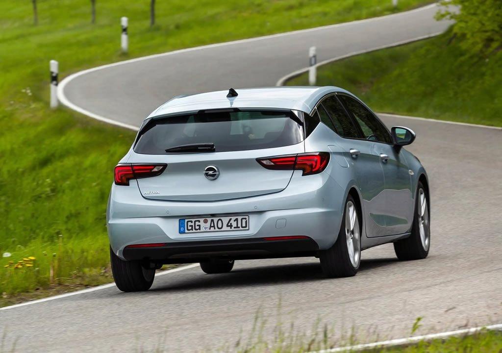 Makyajli 2020 Opel Astra Ozellikleri Ile Tanitildi Oto Kokpit
