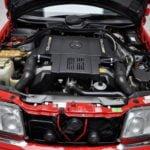 Mercedes-Benz E60 AMG W124 Motoru