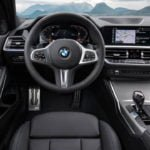 Yeni Kasa BMW 320i Kokpiti