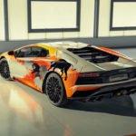 2019 Lamborghini Aventador S by Skyler Grey Özellikleri