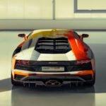 2019 Lamborghini Aventador S by Skyler Grey Donanımları
