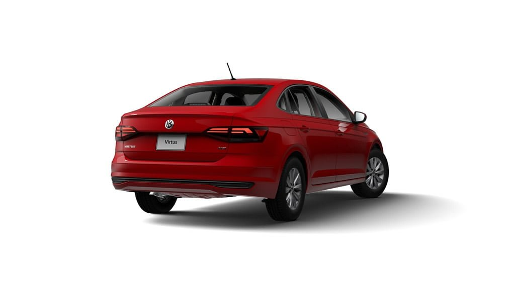 2019 Volkswagen Polo Sedan