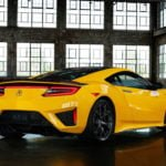 2020 Acura NSX Özellikleri