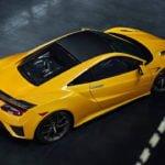 2020 Acura NSX Motoru