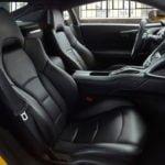 2020 Acura NSX İçi