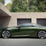 2020 Lexus LC 500 Inspiration Serisi Teknik Özellikleri
