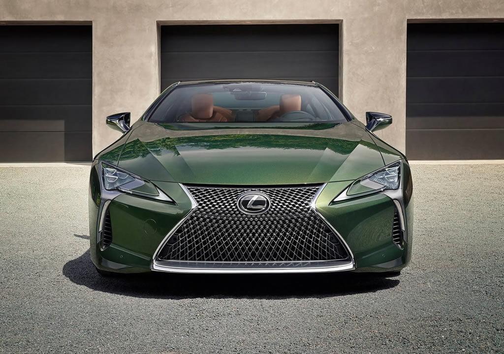2020 Lexus LC 500 Inspiration Serisi Donanımları