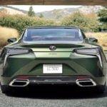 Lexus LC 500 Inspiration Serisi