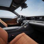 2020 Lexus LC 500 Inspiration Serisi İçi