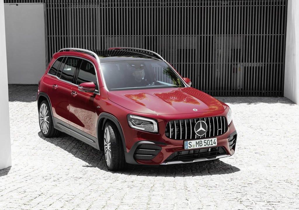 2020 Mercedes-AMG GLB35 4Matic