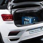 Volkswagen T-Roc Cabriolet Bagaj Alanı