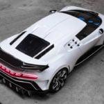 2020 Yeni Bugatti Centodieci Özellikleri