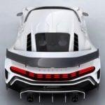 Bugatti Centodieci Donanımları