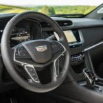 2020 Yeni Cadillac XT5 Kokpiti