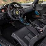 2020 Yeni Lotus Evora GT Kokpiti