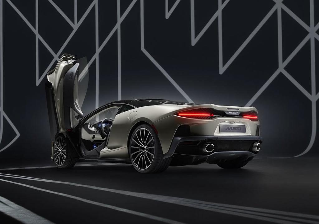 2020 Yeni McLaren GT by MSO
