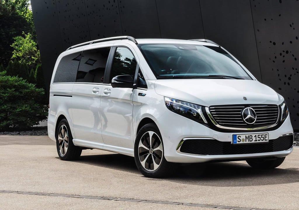 2020 Yeni Mercedes-Benz EQV