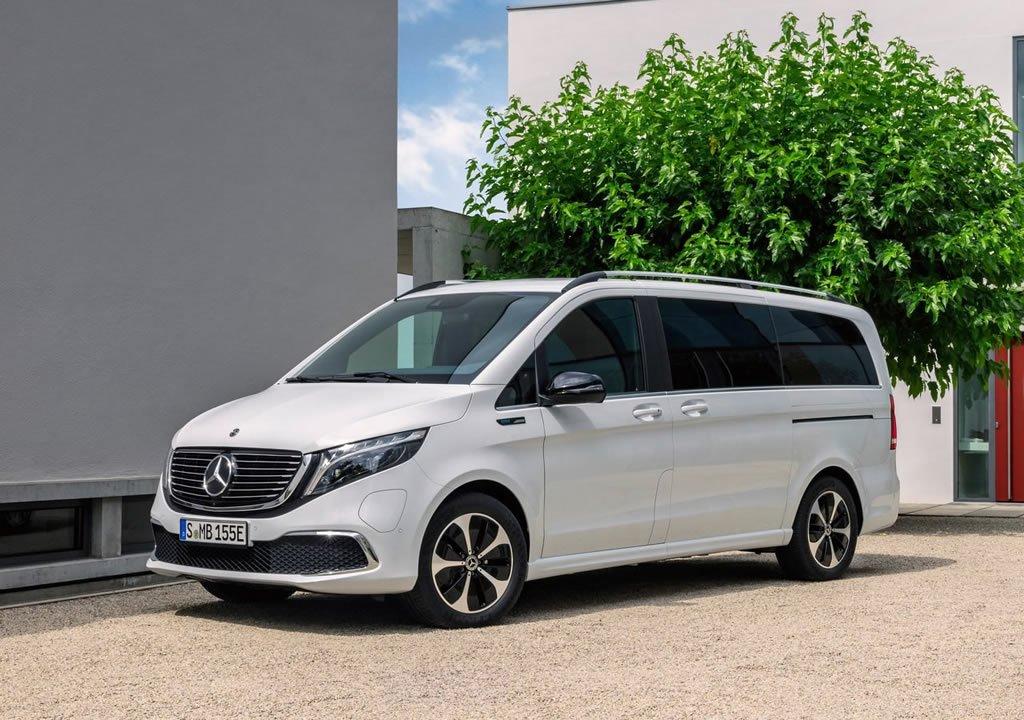 2020 Yeni Mercedes-Benz EQV Özellikleri