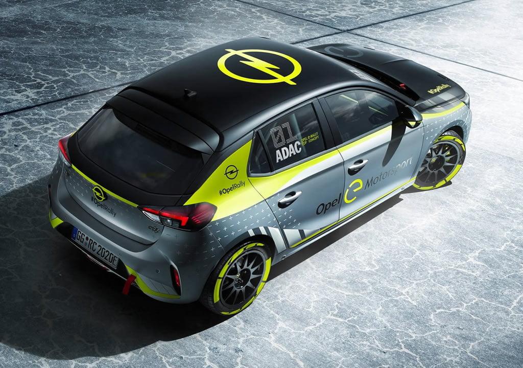 2020 Yeni Opel Corsa-e Rally Özellikleri
