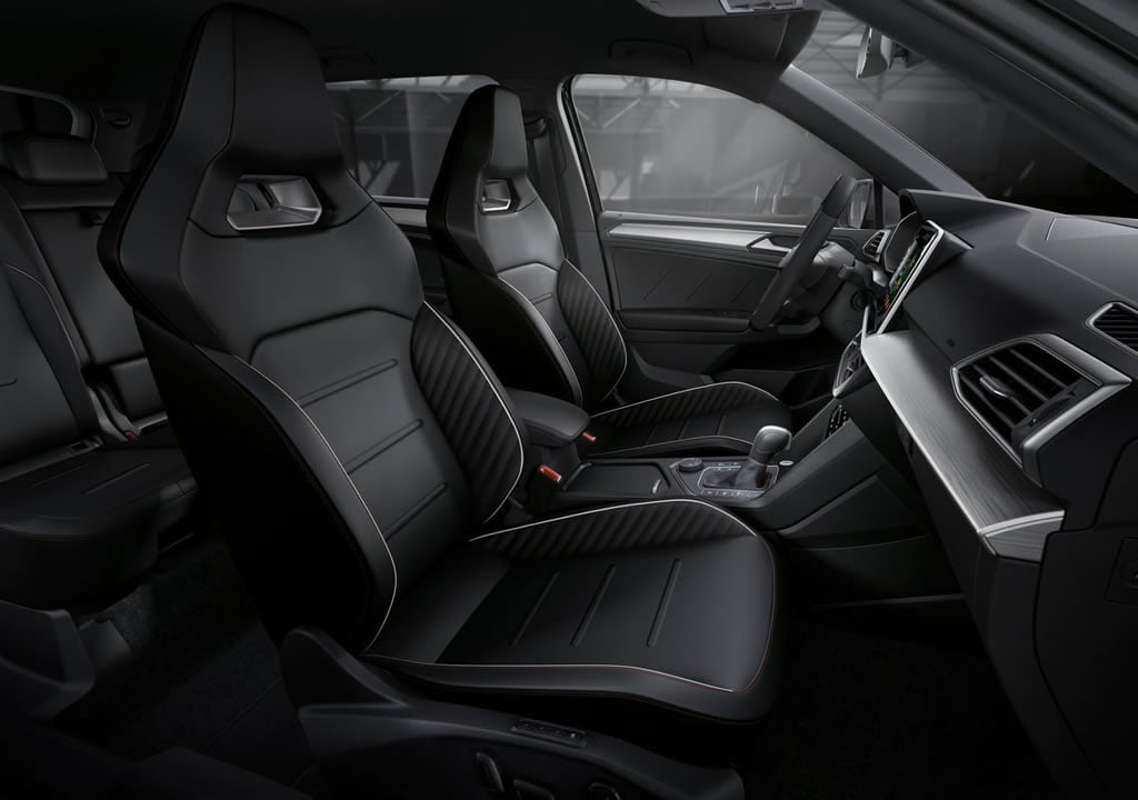 Yeni Seat Tarraco FR PHEV İçi