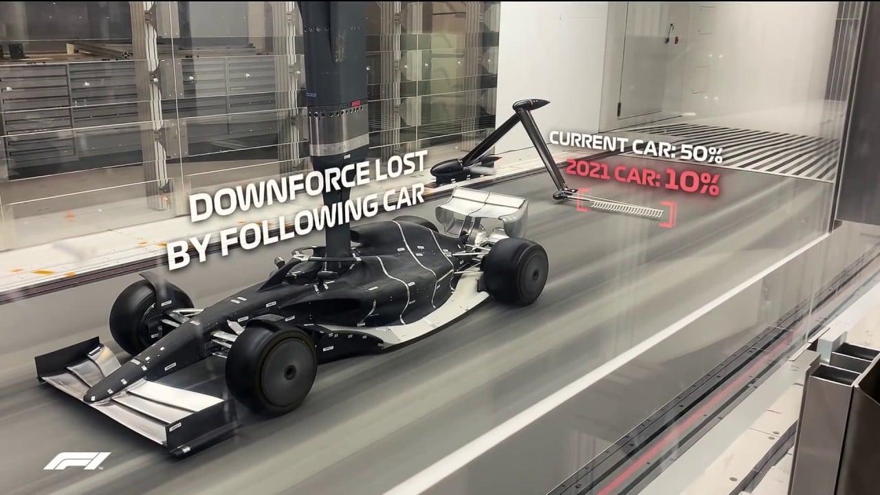 2021 Formula 1 Aracı