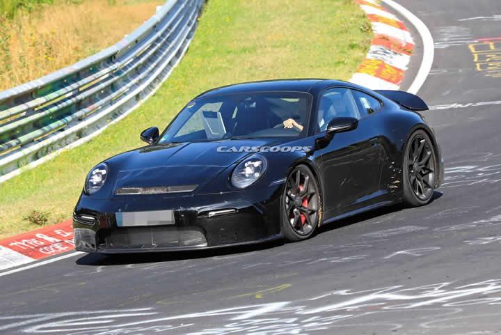 2020 Porsche 911 GT3 Touring