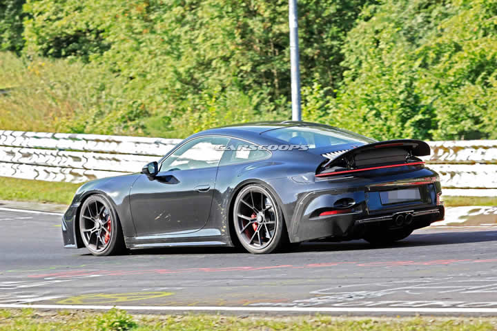 2020 Porsche 911 GT3 Touring Ne Zaman Çıkacak?