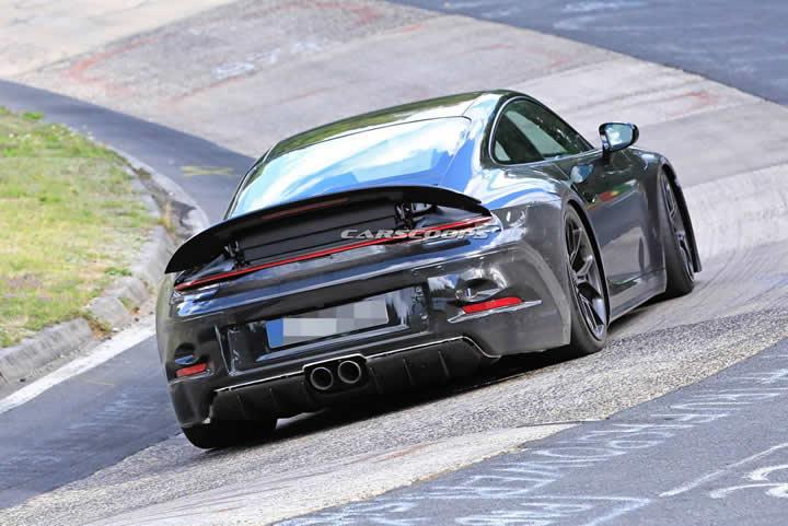 2020 Porsche 911 GT3 Touring Ne Zaman?