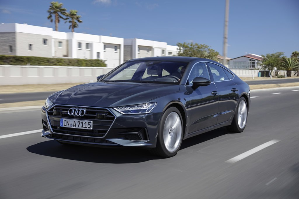 Yeni Audi A7 2.0 lt Dizel (40 TDI) Türkiye Fiyatı