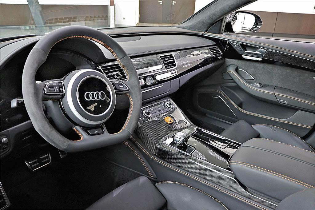 Audi RS 8 Donanımları