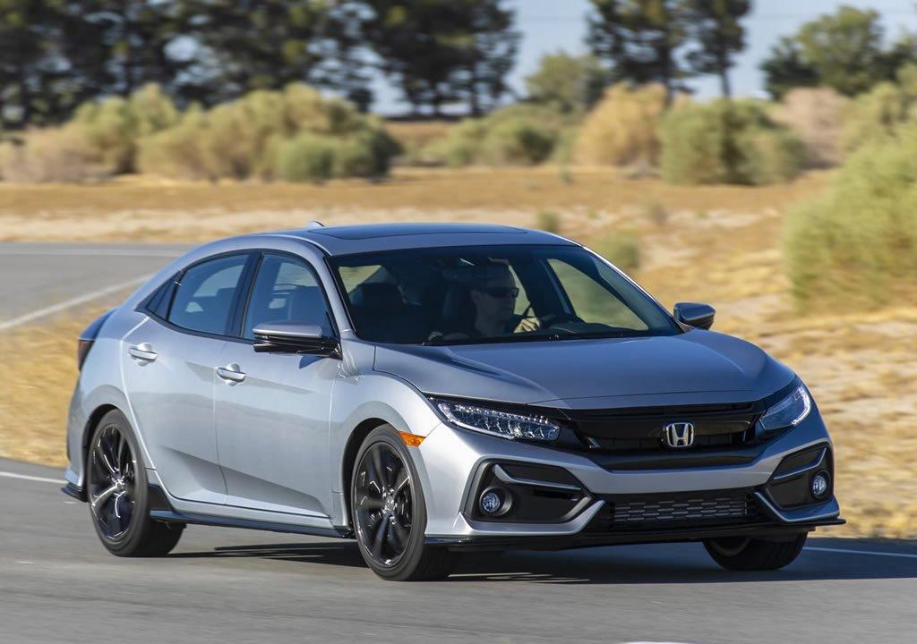 Makyajlı 2020 Honda Civic Hatchback Özellikleri